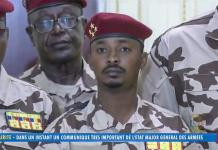 sky news africa Chadian opposition decries Deby's son as interim leader