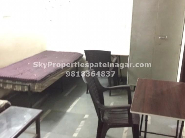 1 Rk Flat For Rent in West Patel Nagar Delhi