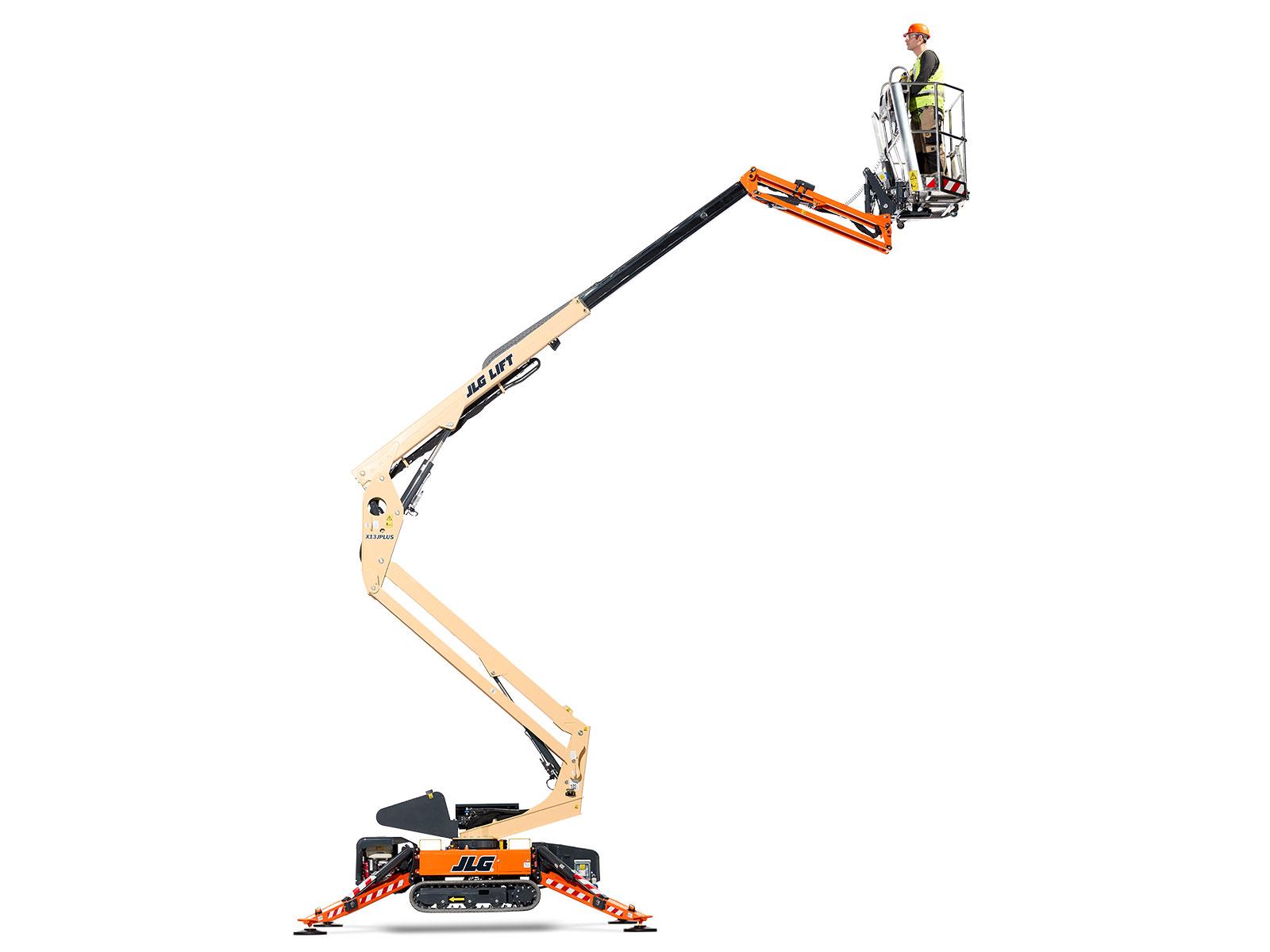 Jlg X13j Plus Compact Crawler Boom