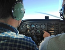 Flight Instruction, Student Pilot