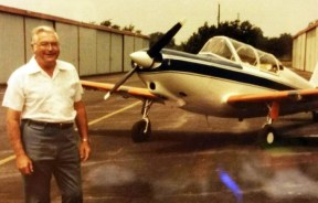 Dale Milford, Milford Buckaroo, Aviation, Flying, General Aviation