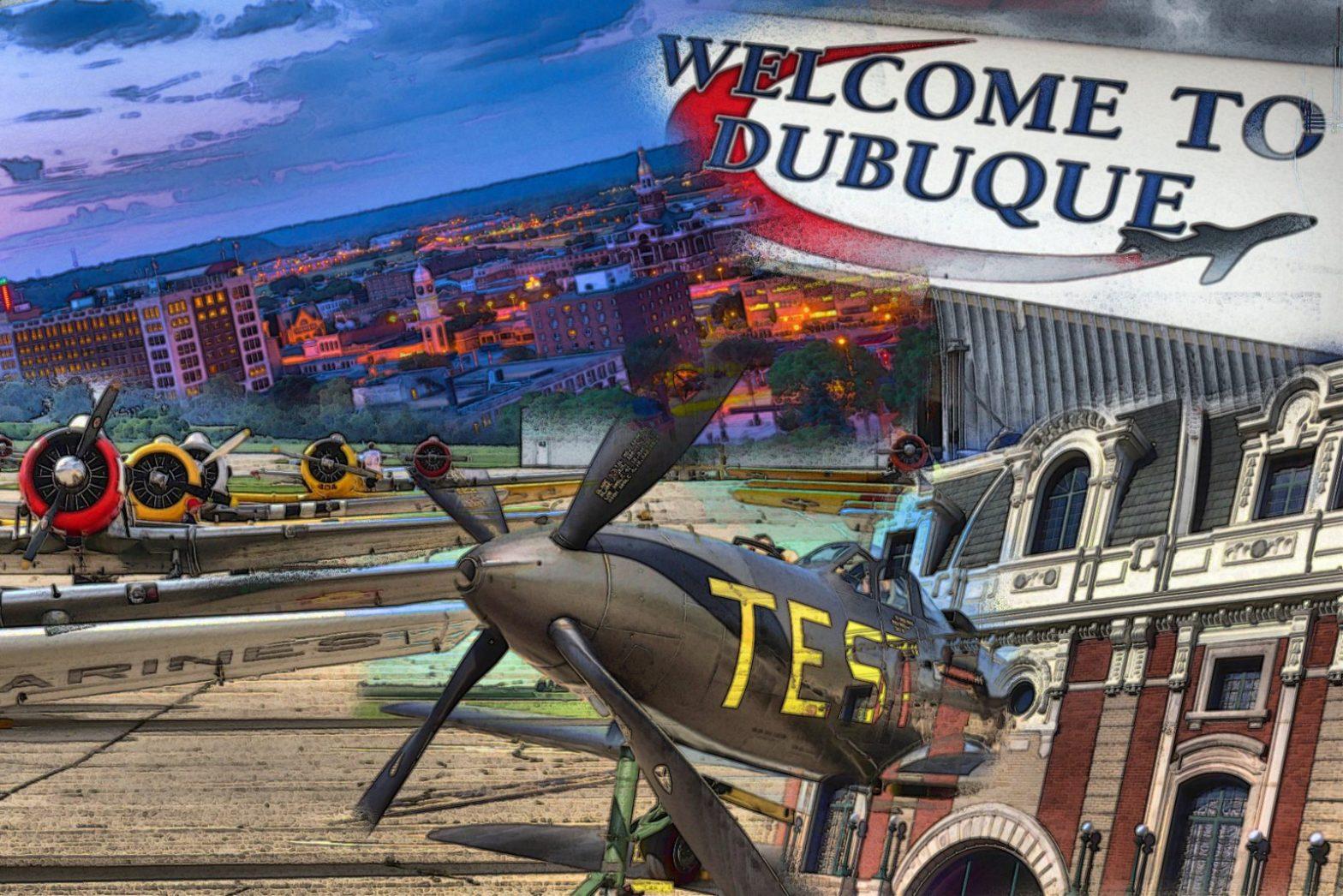 Banner Pic, Dubuque, Iowa