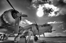 EAA B17, Aluminum Overcast, Aviation, General Aviation, Flying, Aviation Museum, Aviation News