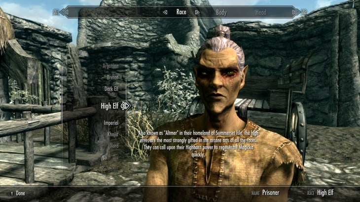 best-skyrim-race