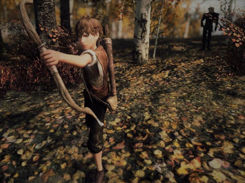 Dragon Child – Skyrim Romance & Forbidden Love