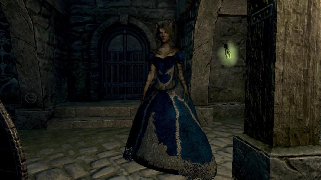 Vivia always did look good in blue heh ^_^