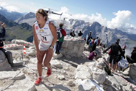 Emelia Forsber - Dolomity Sky Race