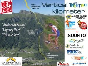Dolomites Vertical Kilometer