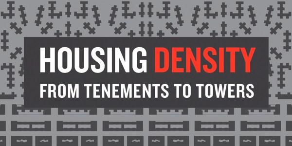 Housing Density banner