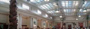 East Hall - wide-angle ceiling