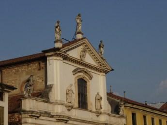 Vicenza Building Architecture