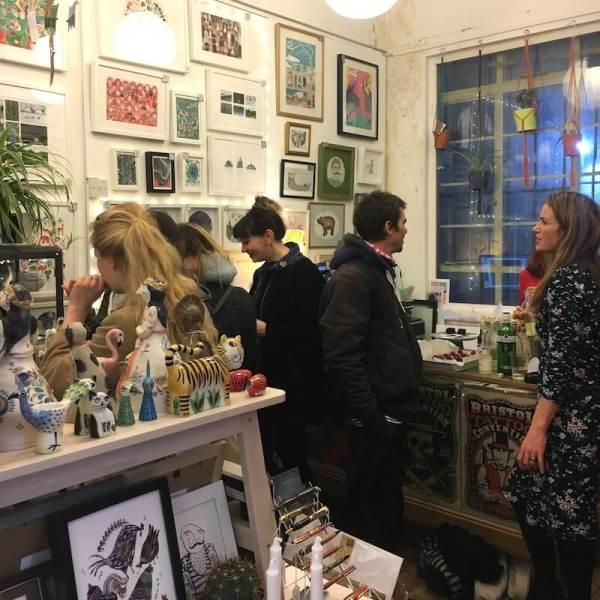 Bristol Girl Bosses Muse Launch Night