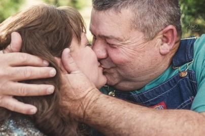 Not a first kiss