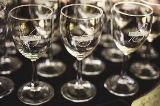 Bernhardt Winery wine glasses