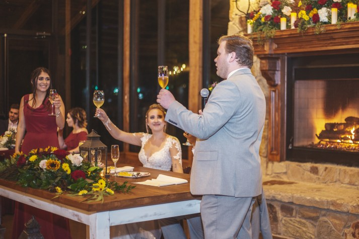 Wedding Photo taken by Skys the Limit Production at the SPRINGS event venue in Aubrey, Texas