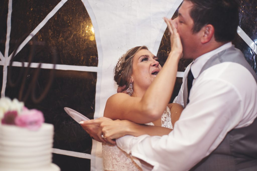 Wedding Cake fail in Texas | Skys the Limit Production | Dallas Photographer