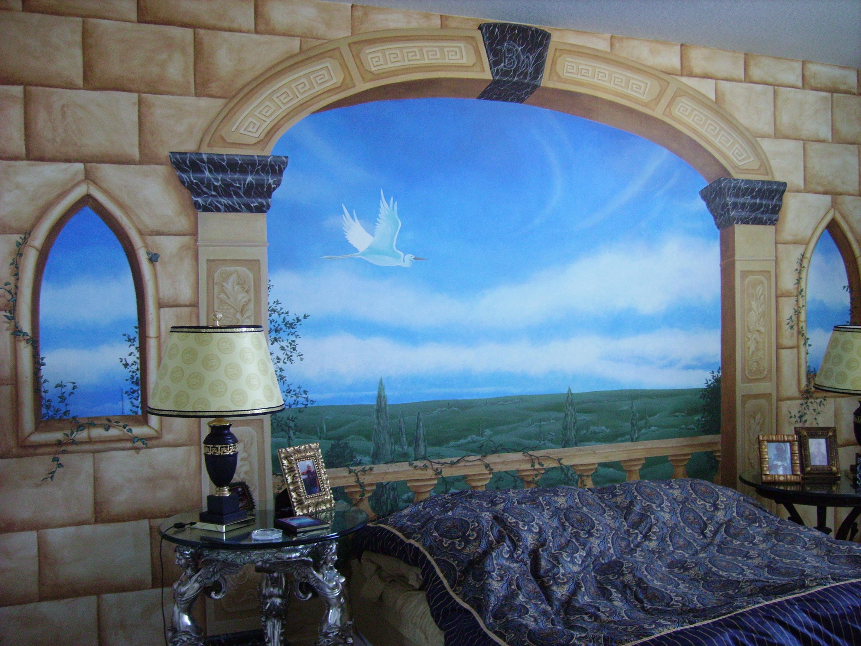 Murals Art By Beata San Diego Muralist