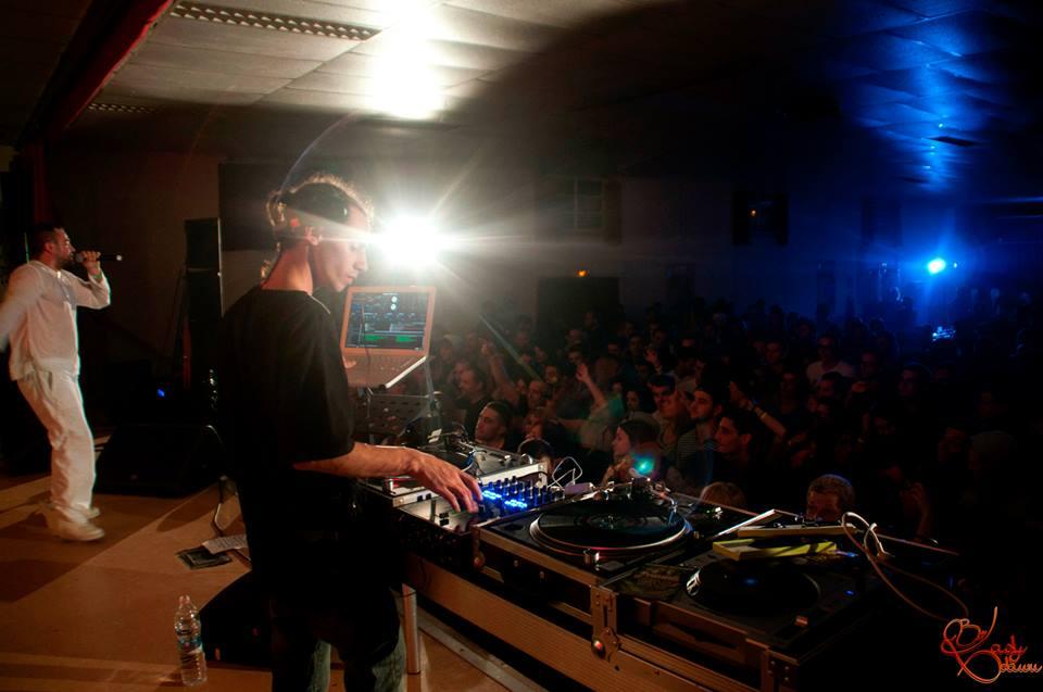 2014/10/18 Concert EL ANJO à Morigny (91) – Sound system Angata – Salle des fêtes