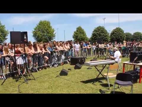2014/06/06 Concert EL ANJO à Etampes (91) – Fête de fin de fin d'année – Lycée GSH
