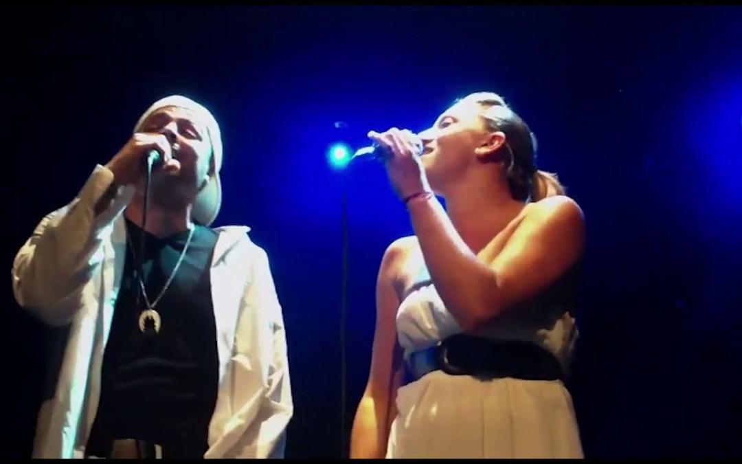2012/06/21 Concert EL ANJO à Savigny/Orge (91) – Show case – Salle des fêtes
