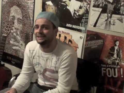 2011 – No Woman no cry – Cover EL ANJO avec Johnny – Dijon – Magasin Musique