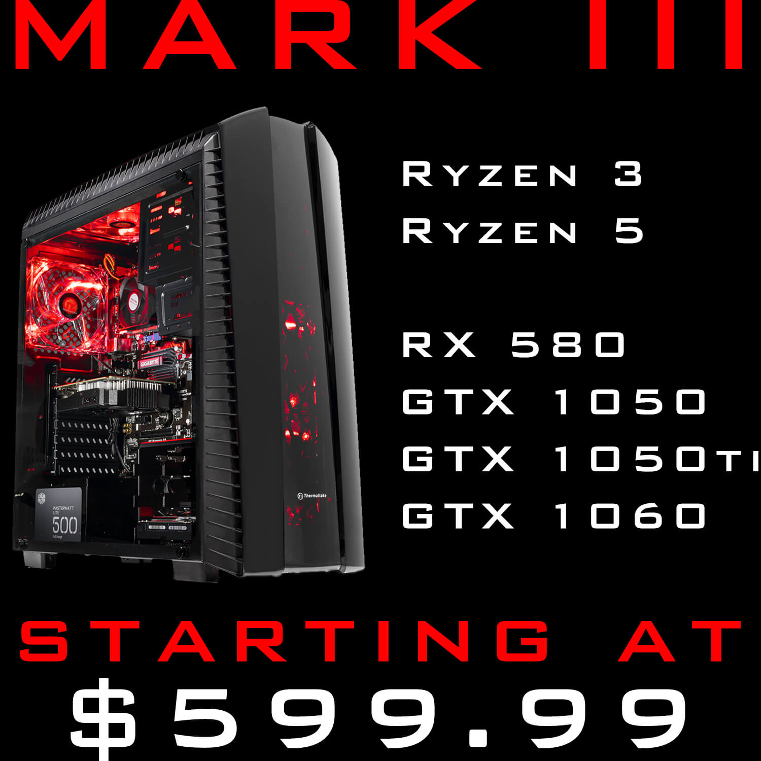 Mark III Gaming PC Nav Thumbnail