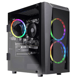 Blaze II AMD Ryzen 5 2600 6-Core 3.4 GHz (3.9 GHz Max Boost)