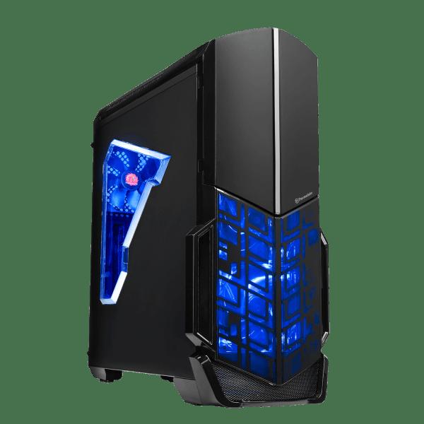 Shadow AMD Ryzen 5 1600 6-Core 3.2GHz (3.6 GHz Turbo)