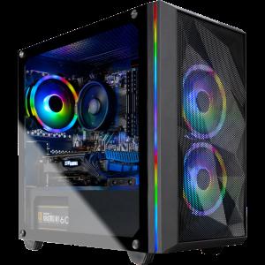 Chronos Mini AMD Ryzen 5 3600 6-Core 3.6 GHz (4.2 GHz Max Boost)