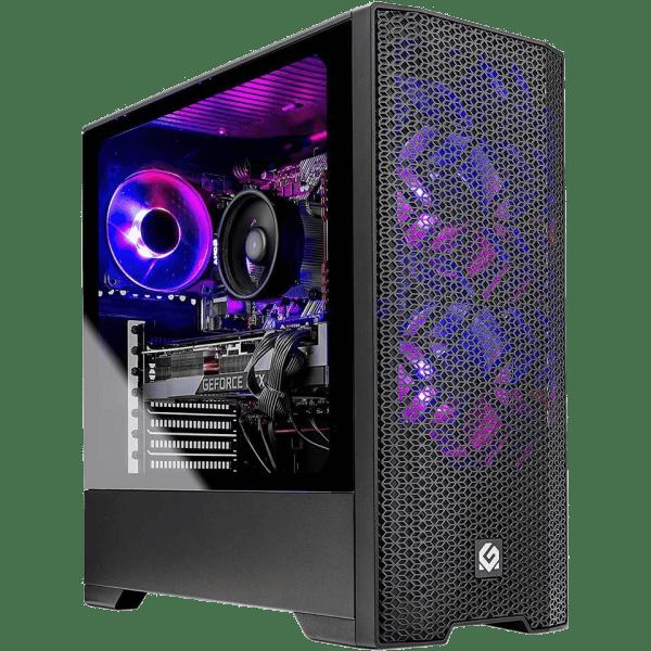 Blaze 3.0 AMD Ryzen 5 5600X 6-Core 3.7 GHz (4.6 GHz Max Boost)