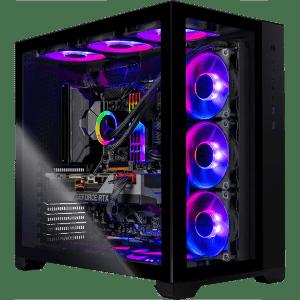 Prism II AMD Ryzen 9 5900X 12-Core 3.7 GHz (4.8 GHz Max Boost)