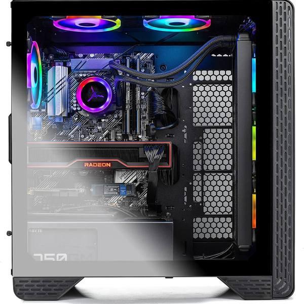 Siege 3.0 AMD Ryzen 7 5800X 8-Core 3.8 GHz (4.7 GHz Max Boost)
