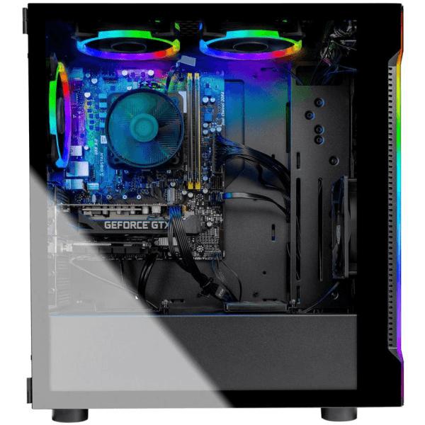 Nvidia GeForce GTX  4GB 4GB Gaming Computer