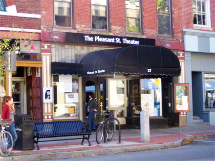 Help Save Pleasant Street Theater