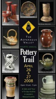 The 4th Annual Asparagus Valley Pottery Trail