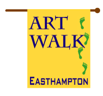 Art Walk Easthampton is Showing Its Banners July 12th!