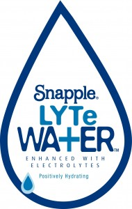 Snapple Lyte Water