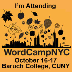 We're Going to WordCamp NYC 2010!