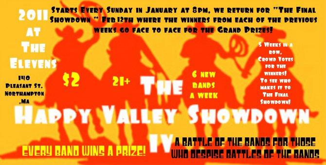 Happy Valley Showdown: Week Three