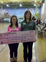 CT. Student wins Essay Competition – Donates Winnings to Breast Cancer Charity