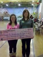 Brooke Strobino Gets Essay Award - Donates Winnings to Charity