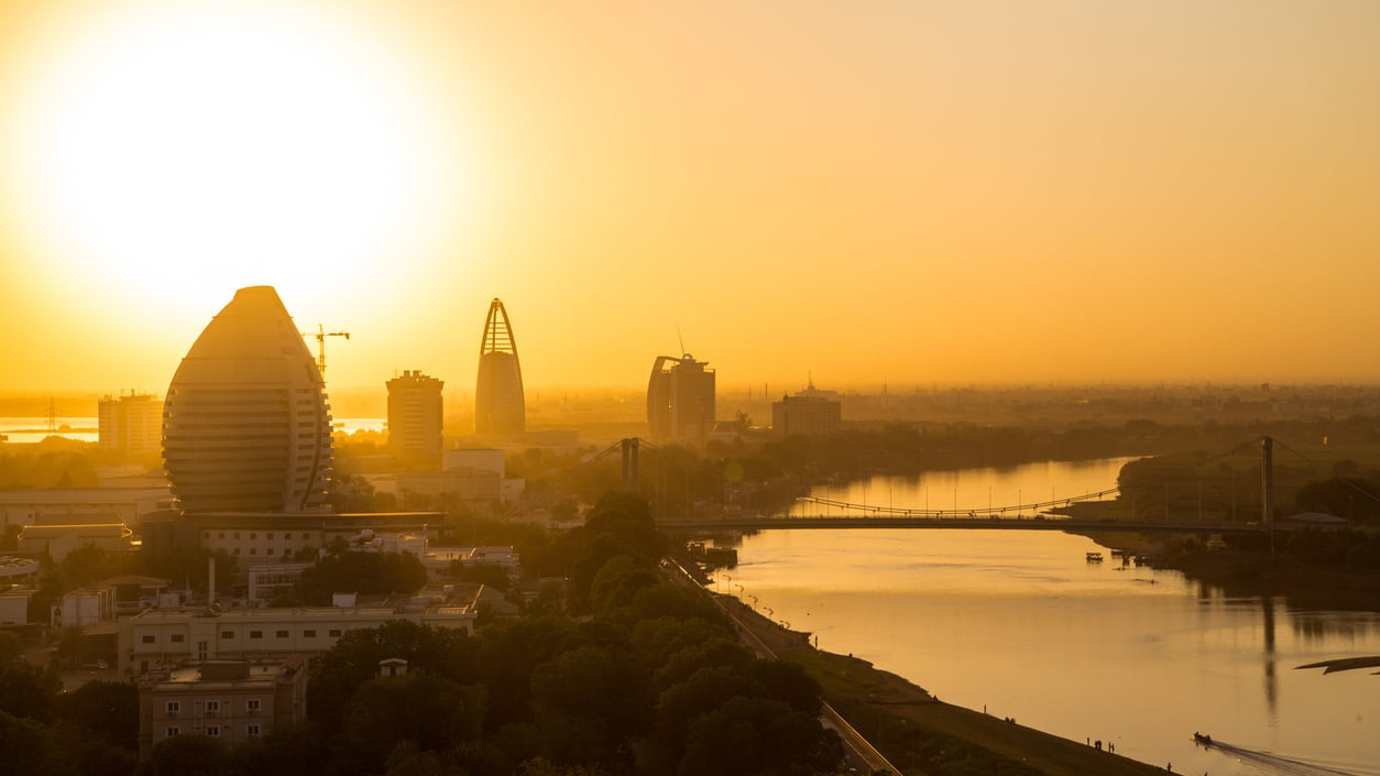 Khartoum A City With Attractive Sightseeing And Spots Of