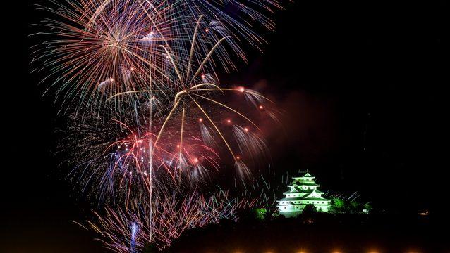 「九州花火大会(唐津)2019穴場の安い駐車場」の画像検索結果