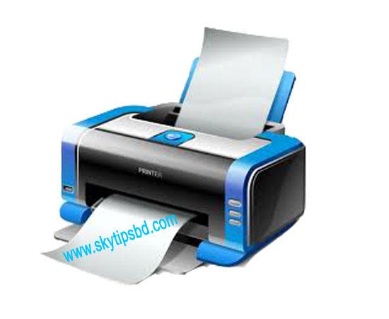Printer colour