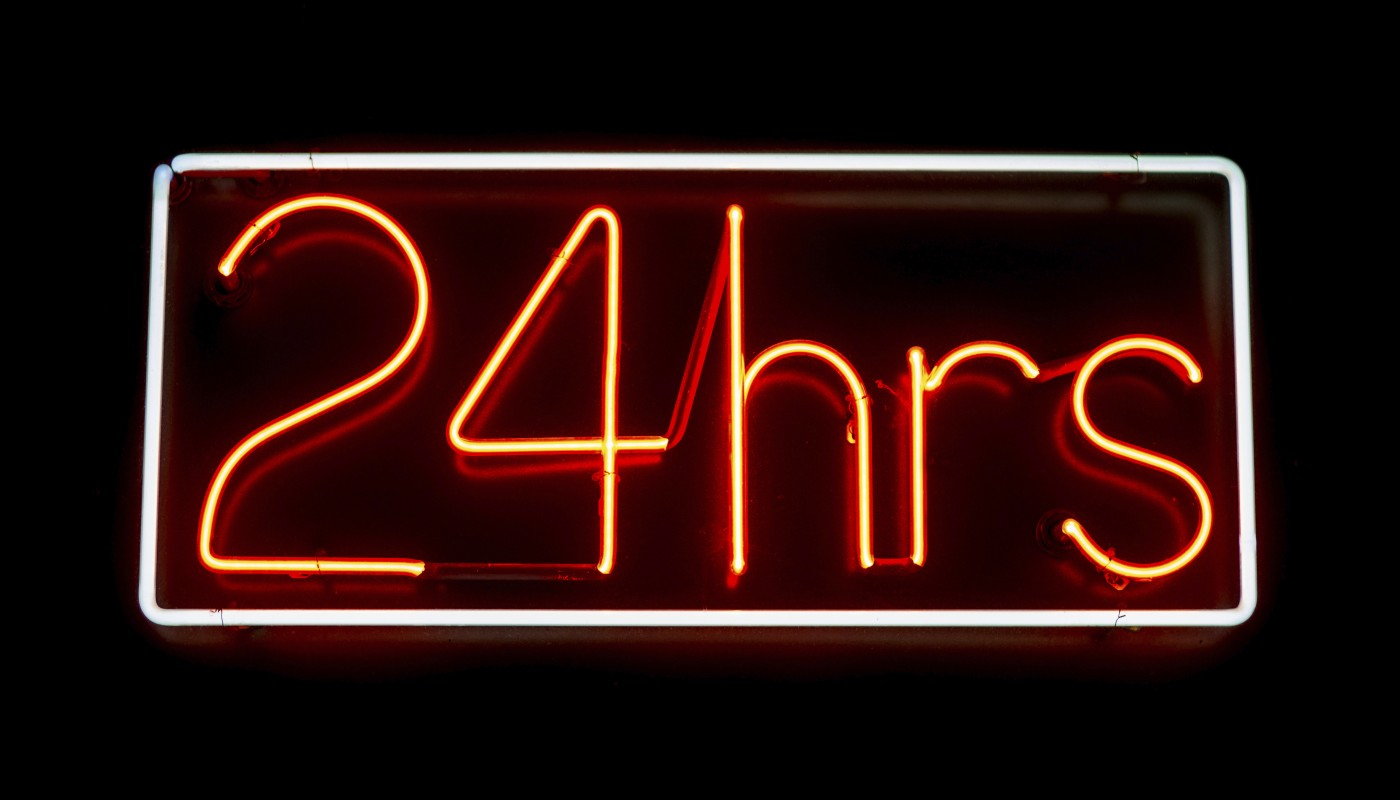 Call Me 24 Hour Support For Your 24 Hour Hotel