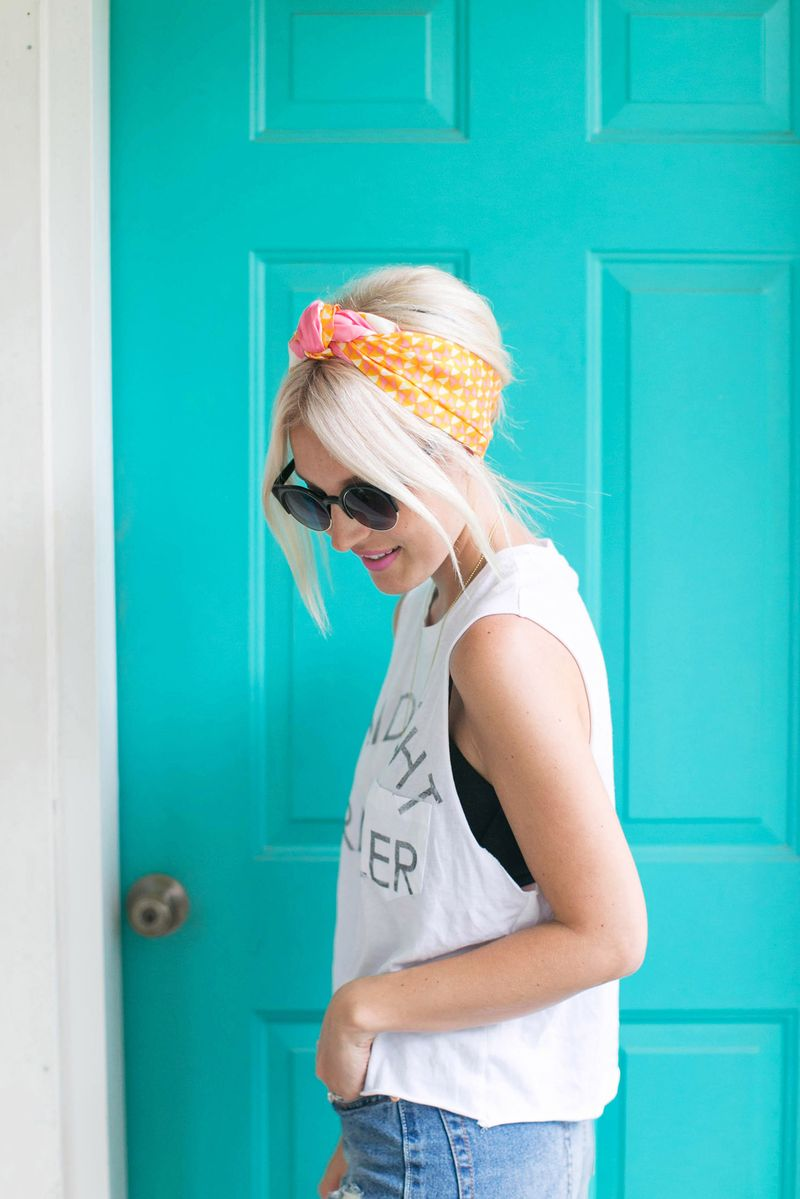crop tshirt hack