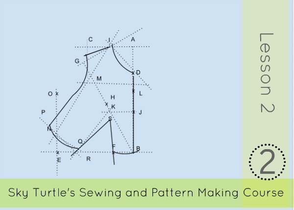 pattern-making-course-lesson-2