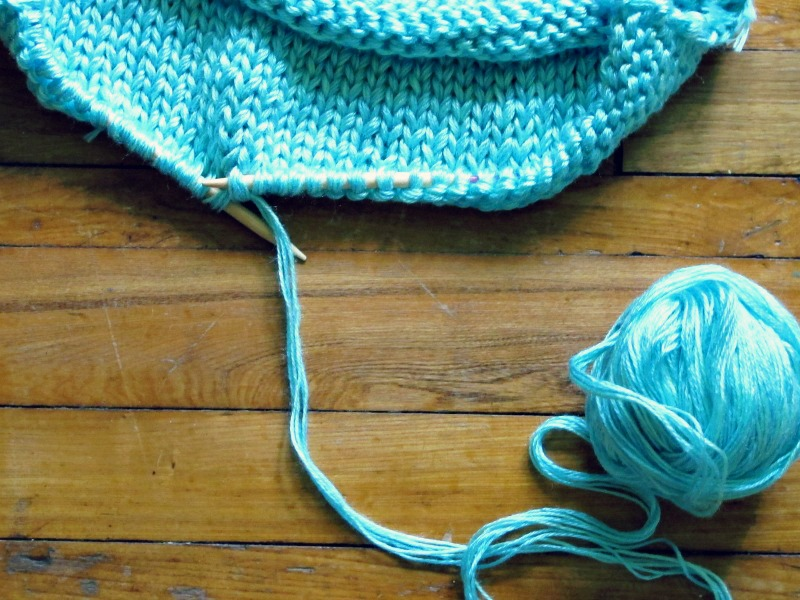Hand Knitted Pillow Cases Wip Sky Turtle Sewing Blog