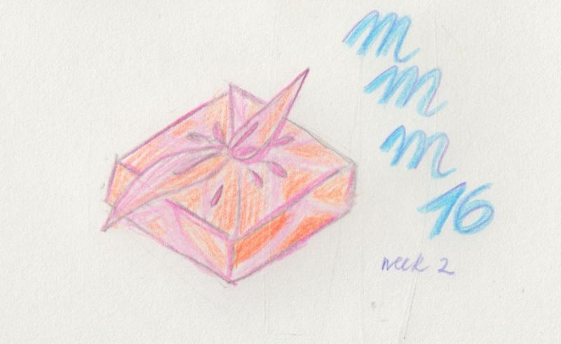 mmm16 week 2 furoshiki