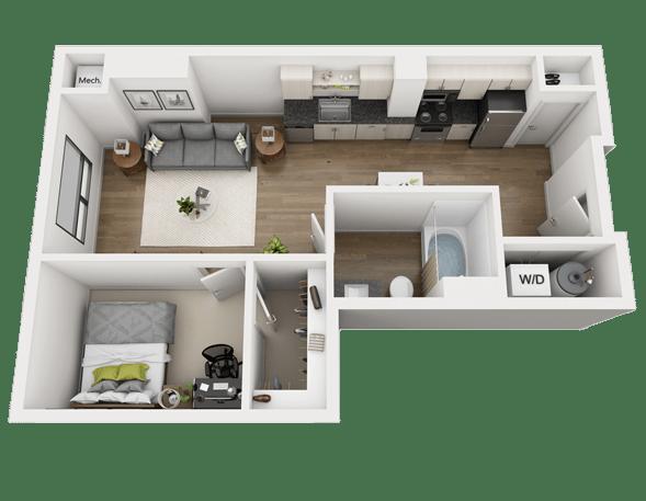 St3 Studio Skyvue Apartments